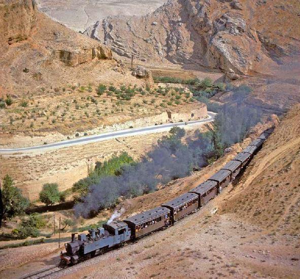 lebanon syria steam train golan heights